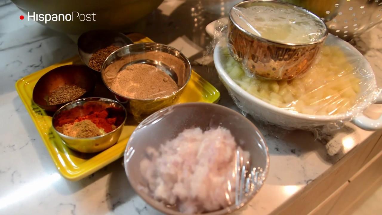 Conozca la comida india con Anjalina Chugani, la chef de las especies