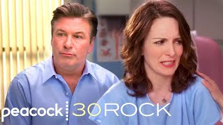 Jack And Liz At The Doctor's - 30 Rock