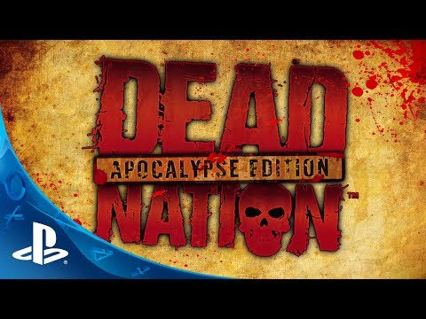 Dead Nation Apocalypse Edition Announce Trailer thumbnail