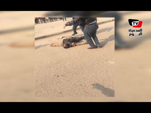 شهود عيان بعد إحباط هجوم كنيسة حلوان: «الإرهابي كان يرتدي زي عسكري»