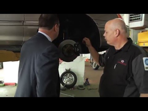 Sanderson Automotive Service video