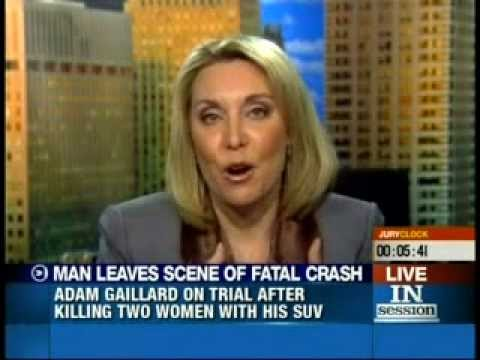Anita Kay on In Session Discussing the Adam Gallard Hit and Run Case