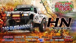 740 ELIAS HANNA HN MOTORSPORTS 2012 TECATE SCORE BAJA1000