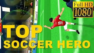 Top Soccer Hero : Bali United Game Review 1080P Official Touchten