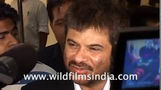 Anil Kapoor comments on the acting skills of brother Sanjay Kapoor