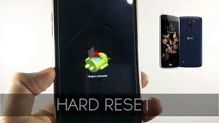LG K8 2017 Hard Reset o Borrado General HD -OM-
