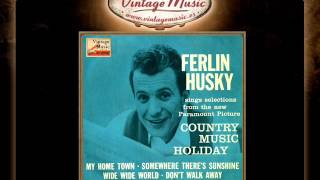 Ferlin Husky -- Don't Walk Away (VintageMusic.es)