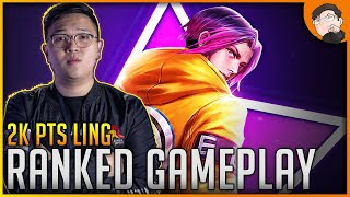 2k points Ling Gameplay!