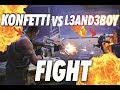 Playground Buildbattle - K0nfetti vs L3and3Boy