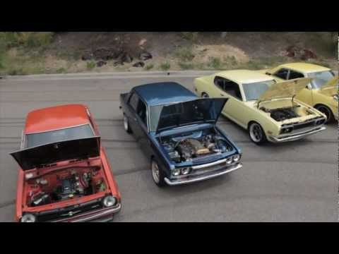 Sweet Datsun Car Collection