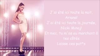 Ariana Grande ~ Side To Side Ft. Nicki Minaj ~ Traduction Française (+Audio)