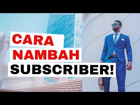 Video Cara Saya Mendapatkan 3000 Subscriber!