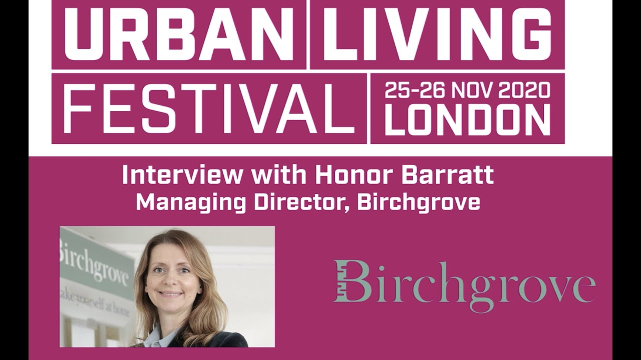 Urban Living podcast episode 1: Honor Barratt, Birchgrove