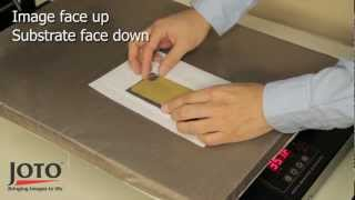 How To Sublimate an iPhone Cover