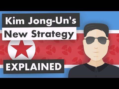 Kim Jong-Un's New Strategy: Explained