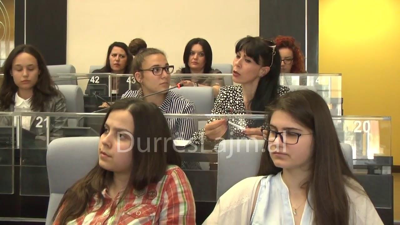 Kongresi Rinor Kombetar - WORKSHOP Durres