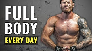 Why I Train Full Body 5X per Week (FULL ROUTINE + TIPS!)