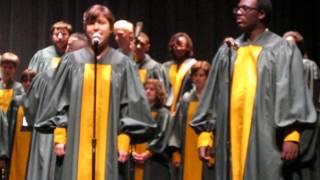 """""""I Feel Like Going On""""  McDaniel College Gospel Choir Spring 2013"""