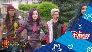 Následníci(Descendants) - V zákulisí: Lotrovská vizáž. Na  Disney Channel!
