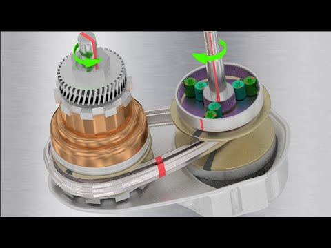Watch CVT Transmission