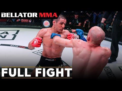 [Vidéo] Aaron Pico vs. Daniel Carey - Bellator 238
