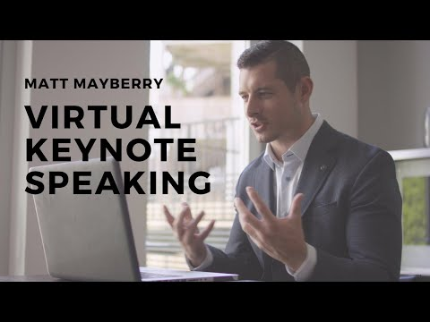 Sample video for Matt Mayberry