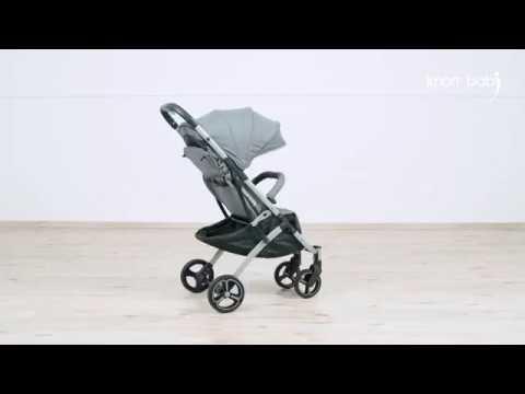 knorr-baby Buggy X-EASY-FOLD mit Einhandfaltsystem