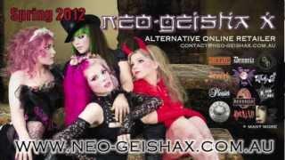 Neo-Geisha X Spring 2012 Promotional Video