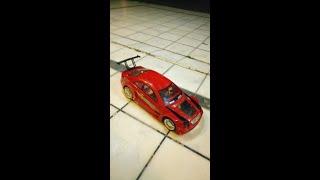 Upgraded RC Drift Car FPV Footage