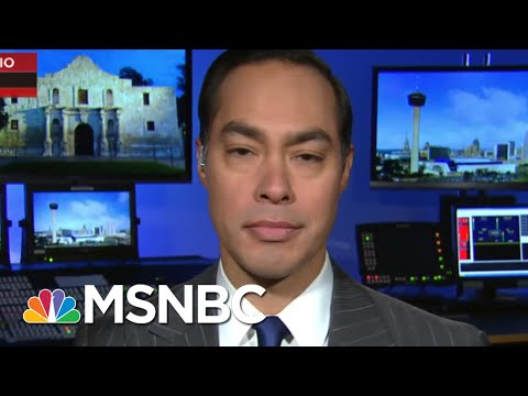 Julián Castro: Education And Health Care Are Not Mutually Exclusive | Velshi & Ruhle | MSNBC