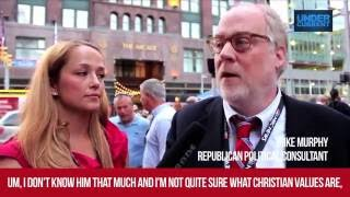 Is Trump a Good Role Model for Christian Values? RNC Edition.