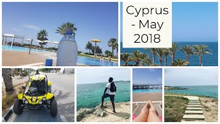 preview picture of video 'Holiday to Paphos Cyprus in May 2018'
