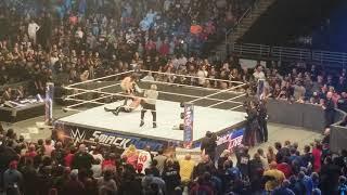 Daniel Bryan wins WWE Championship! Heel turn live From St. Louis, WWE Smackdown Live 11/13/18