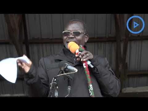 Lonyangapuo hilariously recounts how floods washed away roads, small bridges