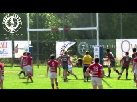 Il Rugby Varese piega il Grande Brianza