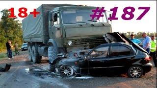 (18+) Аварии и ДТП Октябрь 2016 Подборка #187 / Car Crash Compilation October 2016 #187