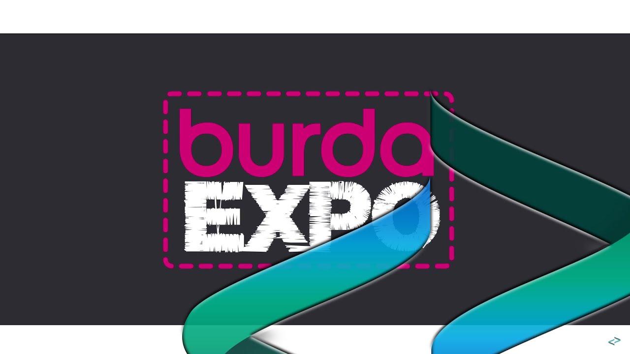 CHAMADA BURDA EXPO
