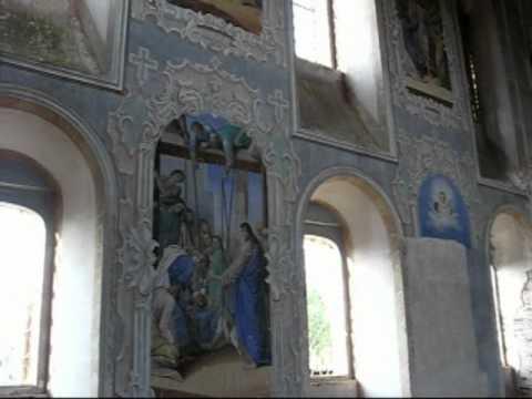 Семеновская церковь расписание
