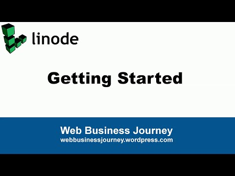 Linode: Getting Started
