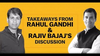 Lockdown Flattened India GDP Curve Instead Of Covid19: Rajiv Bajaj To Rahul Gandhi