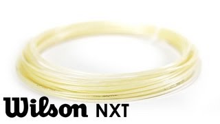 Wilson NXT String 16 (1.30 mm, 12.2 m) video