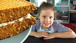 Pyszne ciasto marchewkowe!!!