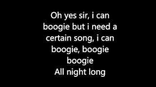 Yes, sir i can boogie - Baccara Lyrics