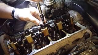 Замена НАСОС-ФОРСУНКИ на двигателе TDI