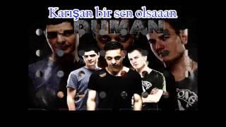 Duman - Elleri Ellerime (Şarkı Sözleri) (Karaoke)