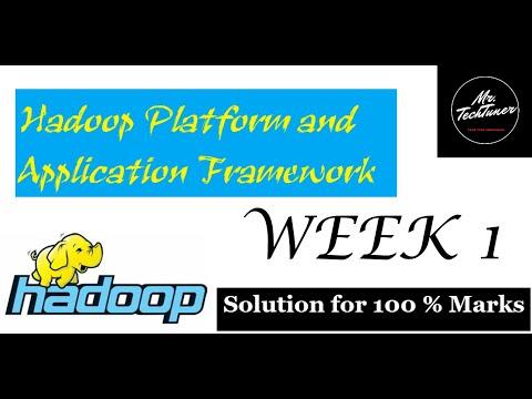 Hadoop Platform and Application Framework || WEEK 1 Solutions ...