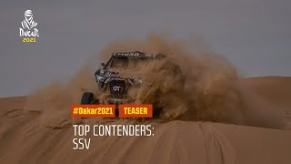 Dakar2021 - Top Contenders: SSV
