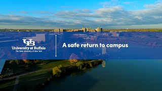 Opening video panel: A Safer Return to Campus.