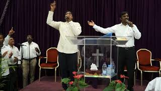Tamil Live Praise and Worship, June 1, 2018 | Word of God Church | Doha Qatar