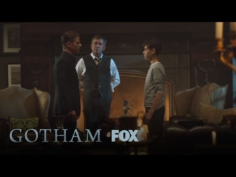 Gotham 2.01 (Clip 'Personal Honor')